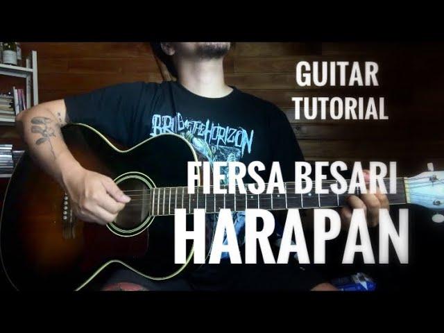 Download Fiersa Besari - HARAPAN   Guitar Tutorial MP3 Gratis
