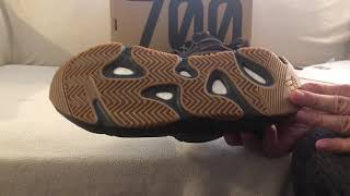 5196fa834 Bloody Unboxing Yeezy Boost 700 V2 Geode  sneakersnstuff