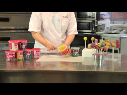 How To Decorate Cake Pops