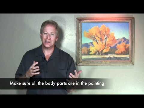 What Art Collectors Should Look for in Paintings the subtle details that make a great painting