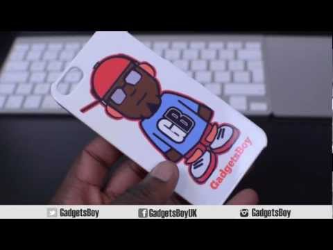 Custom iPhone 5 Case by Caseable
