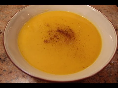 Simple Sweet Butternut Squash Soup: Classy Cookin' with Chef Stef