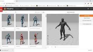UE4   Getting Mixamo Animations for your Unreal Engine Skeleton