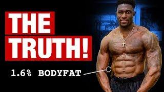 DK Metcalf 1.6% Body Fat - THE TRUTH!