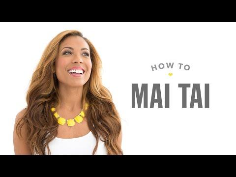 Drybar DIY - The Mai Tai: How to get Messy, Beachy Hair