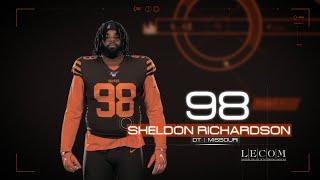Sheldon Richardson | Anatomy of a Player | Cleveland Browns