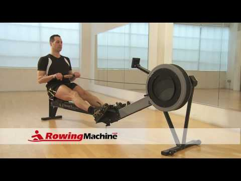 Rowing Machine Techniques - Interval Training