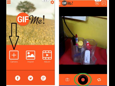 How to Make GIF from Video & Camera in Android Phone (Free)