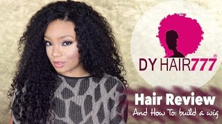 Dyhair777 Hair Review Royal European Deep Curly
