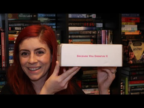 Bubbles and Books Box Januray Unboxing 2016