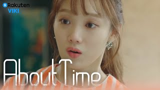 About Time - EP7   Lee Sung Kyung Sees Lee Sang Yoon