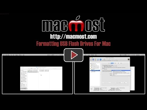 Formatting USB Flash Drives For Mac (#1115)