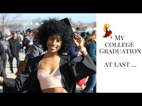 I Graduated College the Week of my Bday | LaurenVlogs 28