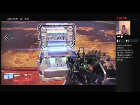 LIVE: Matt99J Plays Destiny 8/12/15