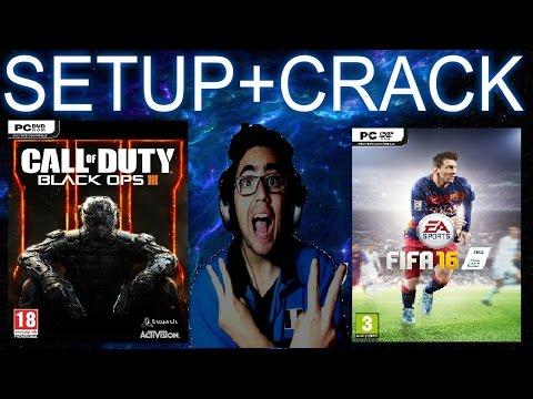 Come scaricare e craccare Call of Duty Black Ops III e FIFA 16 per PC