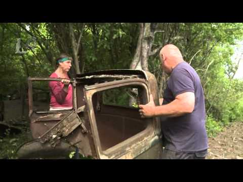 LA Rat Rod Build Episode 2  Body Recovery