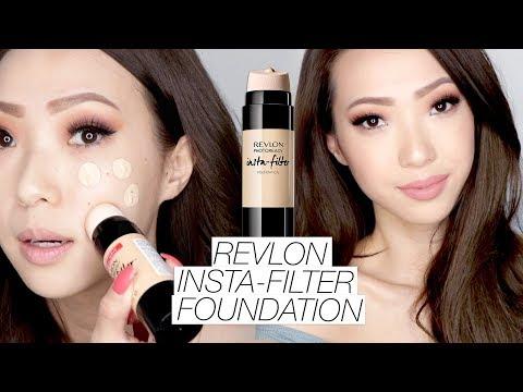 Revlon Insta-Filter Foundation First Impression/Review