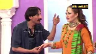 Best Of Nasir Chinyoti,Tariq Teddy and Nargis New Stage Drama Full Comedy Clip
