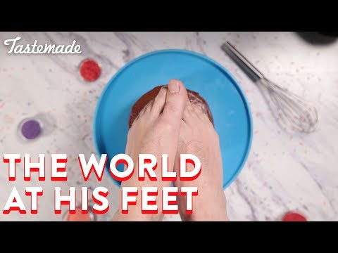 The World At His Feet | Behind The Scenes at Tastemade