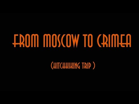 From Moscow to Crimea (v1)