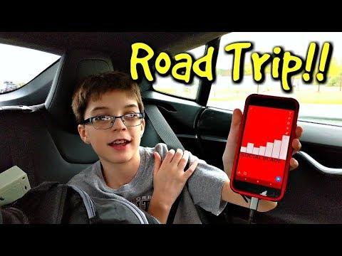 Spring Break ROAD Trip!!