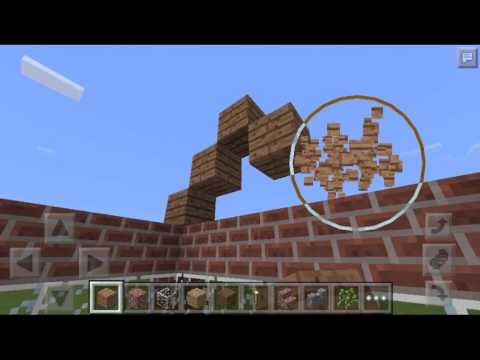How to make a triangle roof in minecraft