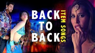 All Movies Telugu Back To Back Items Songs - Niharika Movies
