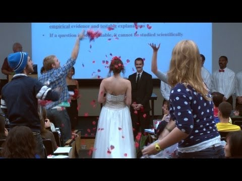 Wedding Interrupts Lecture (A Cappella Group) University of Michigan