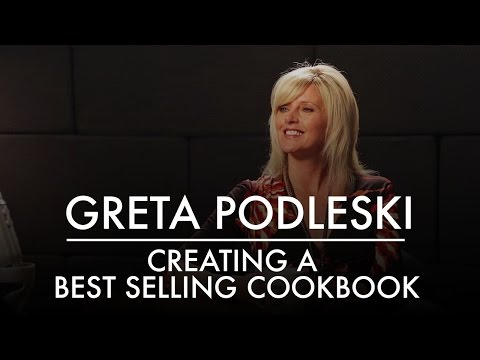 Creating a Best Selling Cookbook | Looneyspoons Co-Author Greta Podleski | AQ''s Blog & Grill