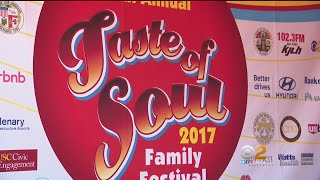 Taste Of Soul Is Coming To South L.A.
