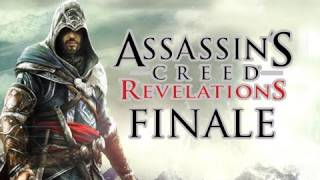 Assassin's Creed Revelations Walkthrough - SERIES FINALE [ENDING] Credits Let's Play HD