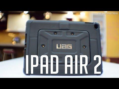 UAG Folia Case for IPAD Air 2 - Review
