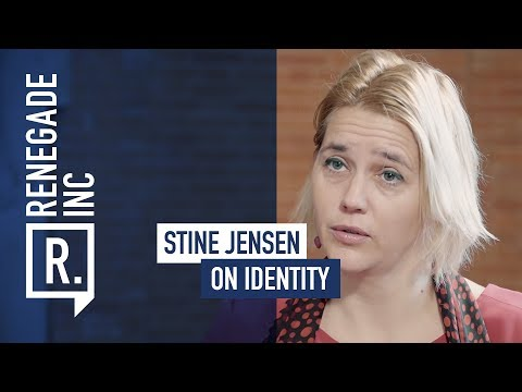STINE JENSEN on Identity