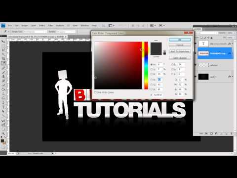 Change workspace color in Photoshop CS4