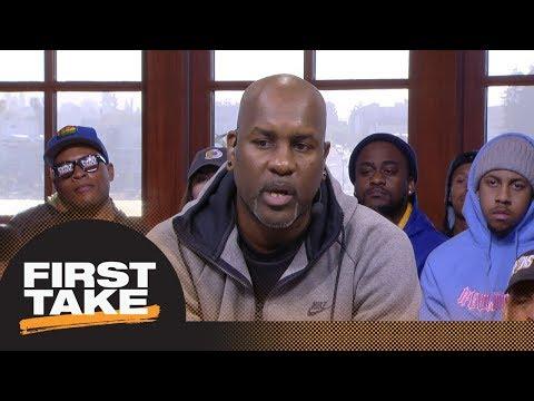 Gary Payton weighs in on LeBron James vs. Michael Jordan comparison | First Take | ESPN