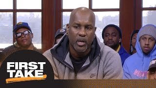 Gary Payton weighs in on LeBron James vs. Michael Jordan comparison | First Take | ESPN
