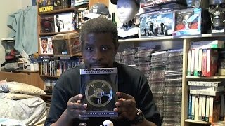 Fast & Furious Blu Ray Collection - Limited Edition Unboxing
