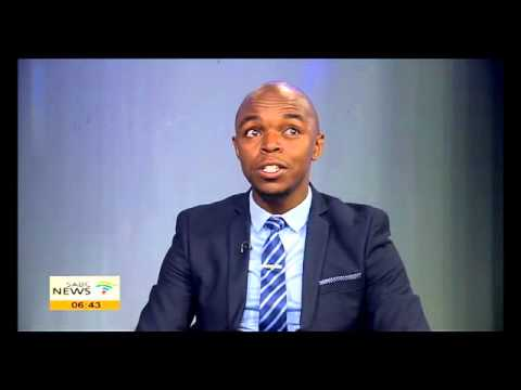 Ntokozo Hlongwane on his books on how to excel in matric