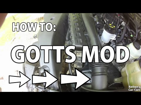 GOTTS Mod: Ford F150 Cheap Air Intake Mod