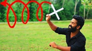 How To Make A Boomerang | എറിഞ്ഞു കളഞ്ഞാലും ഇവൻ തിരിച്ചു വരും  | M4 Tech |