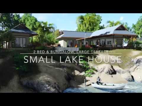 Small Lake House
