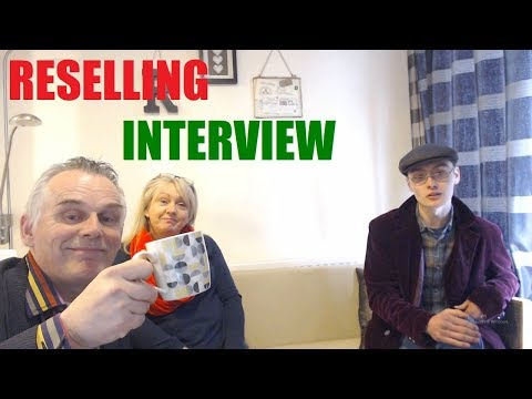 eBay Reselling Interview With The Celtic Traders!