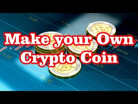 Make your own Crypto Coin