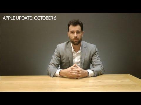 Apple update: 6 October 2015