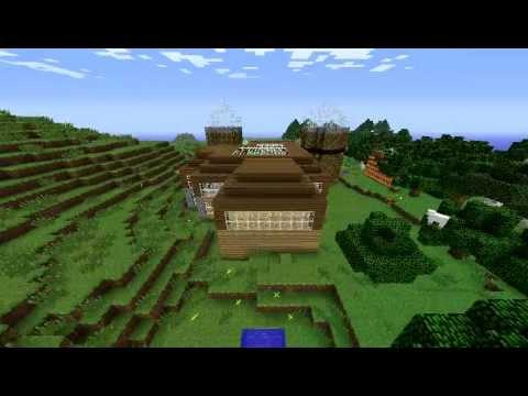 reptilebomb13s minecraft house