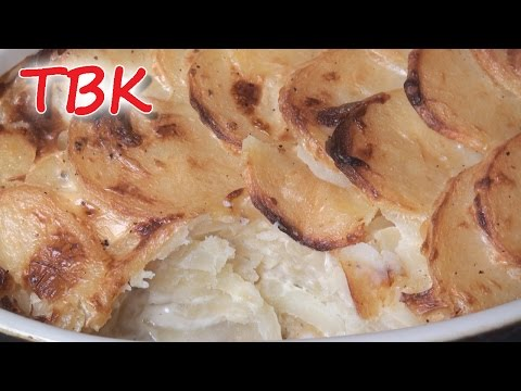 Easy Gratin Dauphinois Recipe - Titli's Busy Kitchen
