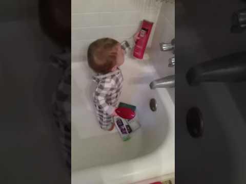 Clean my bathtub baby
