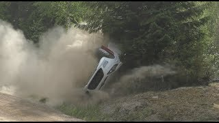Kuljetus Tuuri Ralli 2018, Valkeala. (crash & action)
