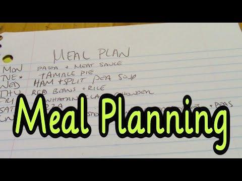 Monday Meal Plan #10