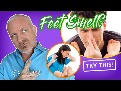 How to get rid of Smelly Feet!